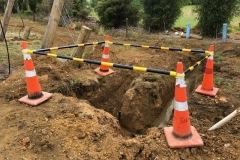 Wiroa Road Main Pipeline Repair